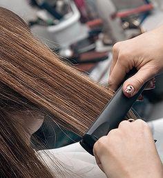 Hair Straightening Guide | Philip Kingsley