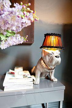 dog lamp ... ;))