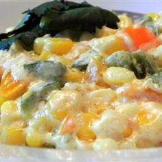 Rich Mexican Corn Allrecipes.com