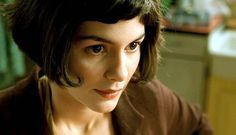 Screencap from the 2001 film 'Amelie' starring Audrey Tautou Audrey Tautou, Photography Movies, Popular Photography, See Movie, Movie Tv, Amelie Haircut, Movie Magazine, Digital Trends, Academia