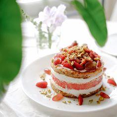 Summer (Watermelon) Cake