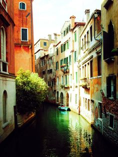 i've wanted to visit venice ever since i was a little girl