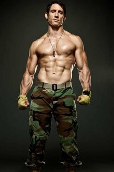 UFC fighter and former green beret Tim Kennedy.