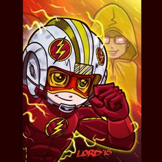 """#SpeedForce"" @grantgust @CavanaghTom @CW_TheFlash @FLASHtvwriters #ObiThawneKenobi"
