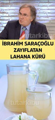 İbrahim Saraçoğlu'nun Lahana Kürü Tarifi