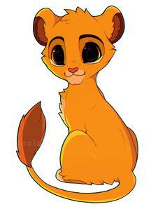 Simba by foxlett.deviantart.com on @DeviantArt