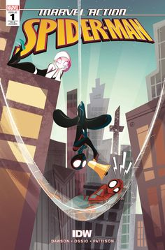 Wake up we going watch spider man into the spider-verse Gwen Spider, Spider Man's, Marvel Art, Marvel Dc Comics, Marvel Avengers, Deadpool And Spiderman, Spiderman Spider, Spider Verse, Wally West
