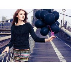 Brooklyn Bridge Fashion Ads The H Divided Fall 2012 Campaign Stars a... ❤ liked on Polyvore