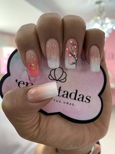 Neon Nails, Love Nails, Pink Nails, Pretty Nails, My Nails, French Manicure Designs, Cute Acrylic Nail Designs, Cute Acrylic Nails, Hello Nails