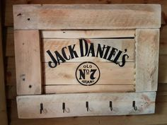 Check out this item in my Etsy shop https://www.etsy.com/uk/listing/505832581/rustic-upcycled-jack-daniels-usa-flag-or