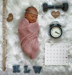 Birth announcement, height, weight, time, date, so adorable! ♡