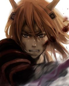 аниме, art, warriors orochi, Mitsunari Ishida, Samurai