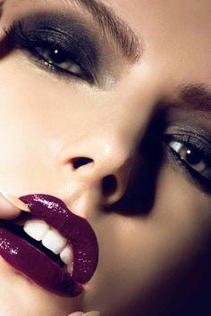 Dark lips. #bipainspiracija