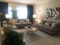 Living Room 2 Sofas, Interior Design Work, Modern Interiors, Guest Toilet,  Contemporary