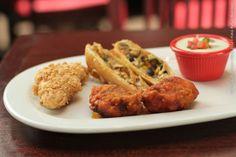 Chilis Grill & Bar (jantar)    Mini Triple Play