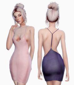 ITS-LEELOO CLAIRE DRESS (Ts4)