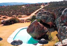 Kagga Kamma - unique hotel near Cape Town, South Africa on traveltipz.ru