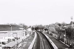 Train Tracks  by Jasmine Kelly
