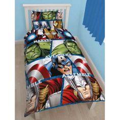 Parure de lit Marvel Avengers Assemble