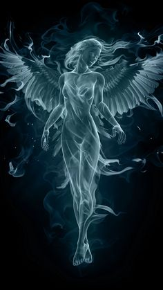 Smoke Angel – – Source by Fantasy Art Women, Beautiful Fantasy Art, Dark Fantasy Art, Fantasy Girl, Angel Wallpaper, Smoke Wallpaper, Foto Fantasy, Angel Warrior, Smoke Art
