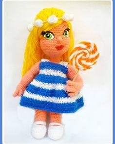 #doll #amigurumi #bonecadecroche #croche #artesanato #ateliedaje #feitopormim