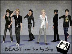 Beast posebox by Sing