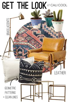 Amber Interiors for Anthro Cali Cool