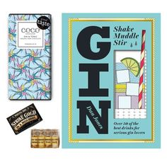 Postboxed Gift Boxes Gin Box: For those who love a good G & T, we we have put together our most popular gin-themed gifts into one letterbox friendly discounted Gin & Tonic Gift Box. All items are individually wrapped...