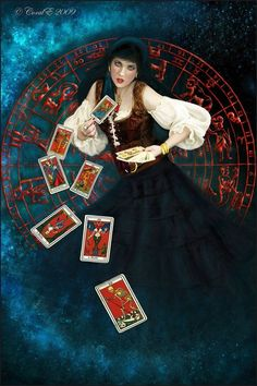 The fortune of Tarot Psychic Chat, Online Psychic, Free Psychic, Fortune Teller Costume, Gypsy Fortune Teller, Fortune Telling Cards, Pagan Art, Magic Women, Tarot Card Meanings