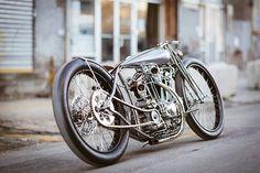 MEGADELUXE - rhubarbes:   Hazan Motorworks Harley Davidson...