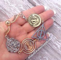 Multi-symbol Wizard Bracelet