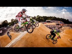 The BMX Supercross Evolution - Red Bull R.Evolution 2013