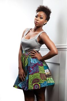 Very cute tribal skirt.you can use the traditional cloths from african countries which are dirt cheap. Tribal Skirts, Dirt Cheap, African Inspired Fashion, African Countries, Simple Weddings, Cloths, Style Inspiration, Traditional, Summer Dresses
