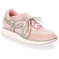 Sophia Webster Royalty Low Top Sneakers