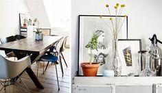Fra skrammel til personlig penthouse på Frederiksberg