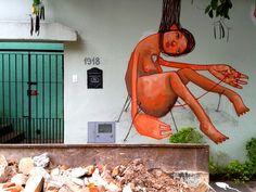 Mag Magrela (2014) - Vila Madalena, São Paulo (Brazil)