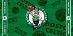 NBA Boston Celtics Fiber Reactive Beach Towel $16.22