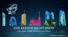 THE KEKEYE NIGHT SHOW Ein neues Projekt und die ersten Schritte - gaaaaanz laaaaangsam! :) Foto © Kekeye Design e.U. Night Show, Design Services, Late Nights, Service Design, Movie Posters, Blog, Art, Photos, Baby Steps