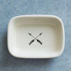 Izola Soap Dishes   west elm