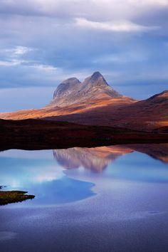 Assynt (Geopark) Northwest Scotland. John Chapman Photographer.