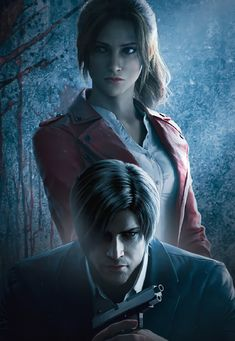 Resident Evil Collection, Resident Evil Girl, Leon S Kennedy, Fandom Games, Horror Themes, Evil Art, Jill Valentine, Zombie Party, Anime Couples Manga