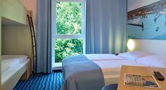 Familienzimmer im B&B Hotel Konstanz