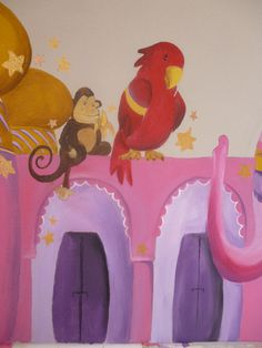 Children's room painting Room Paint, Children, Painting, Art, Kids, Craft Art, Paintings, Kunst, Gcse Art