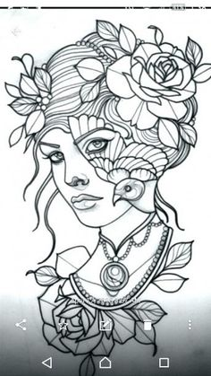 Tattoo coloring pages printable Coloring festival: Tattoo coloring pages printable Tattoo Sketches, Tattoo Drawings, Art Sketches, Tattoo Coloring Book, Coloring Book Pages, Kunst Tattoos, Body Art Tattoos, Arabic Tattoos, Sleeve Tattoos