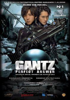 Gantz / película dirigida por Shinsuke Sato http://encore.fama.us.es/iii/encore/record/C__Rb2433715?lang=spi