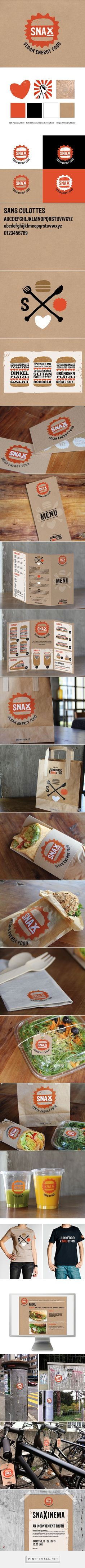 Vegan fast food restaurant on Behance. - a grouped images picture Vegan Fast Food, Fast Healthy Meals, Healthy Life, Food Branding, Fast Food Restaurant, Behance, Create, Vii, Identity