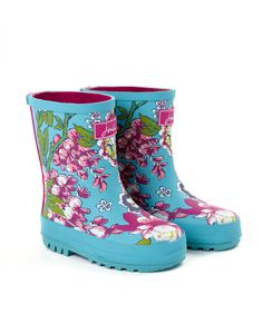 these are so adorable. BABY WELLYG Baby Girls Rain Boots