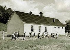 Rural Rowan County Kentucky Schools in the 1940's