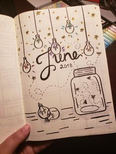 My June cover page :) : bulletjournal