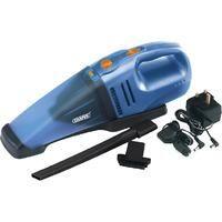 Draper #Cordless #Rechargeable #Vacuum #Cleaner